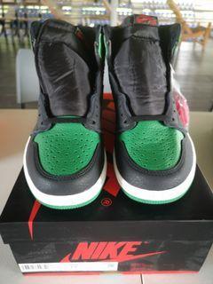 Nike Air Jordan 1 Pine Green 11US