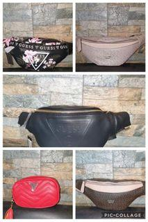 Original Guess Belt/Body Bag