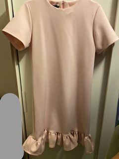 RAMUNE BABY PINK DRESS NEW