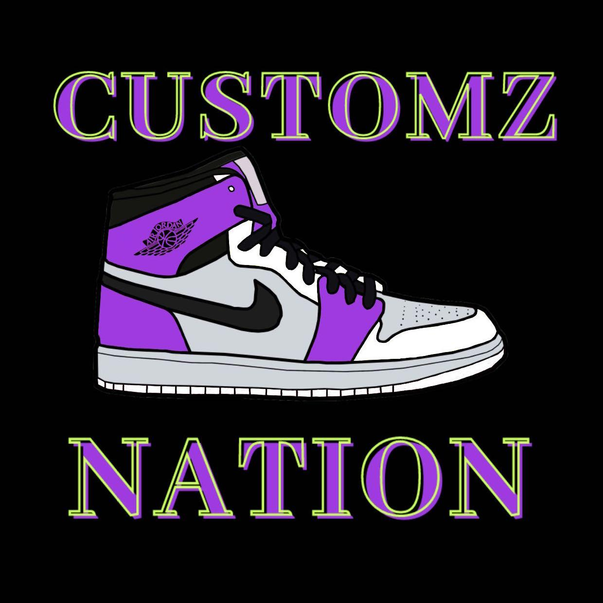 SEND IN ANY CUSTOM SHOE DESIGN FOR A QUOTE