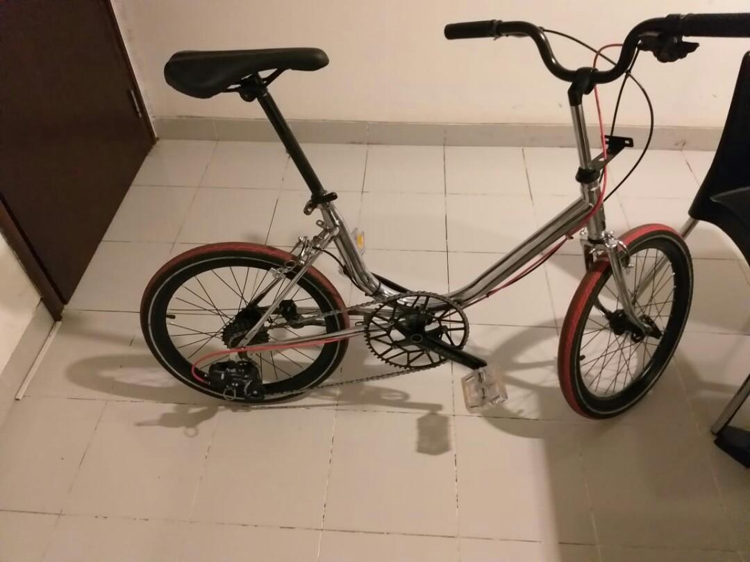 Sepeda Minion