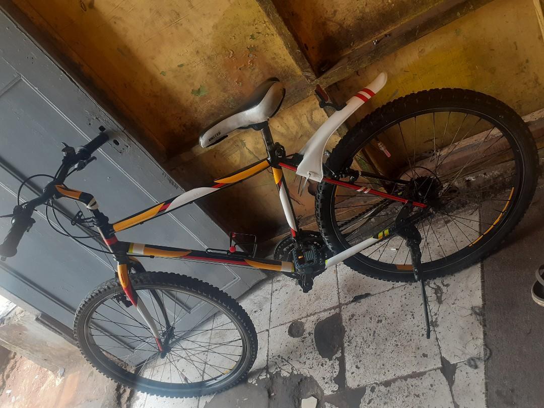 Sepeda United Milik Pribadi
