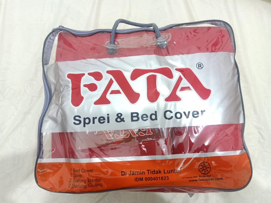 Sprei Bed Cover FATA