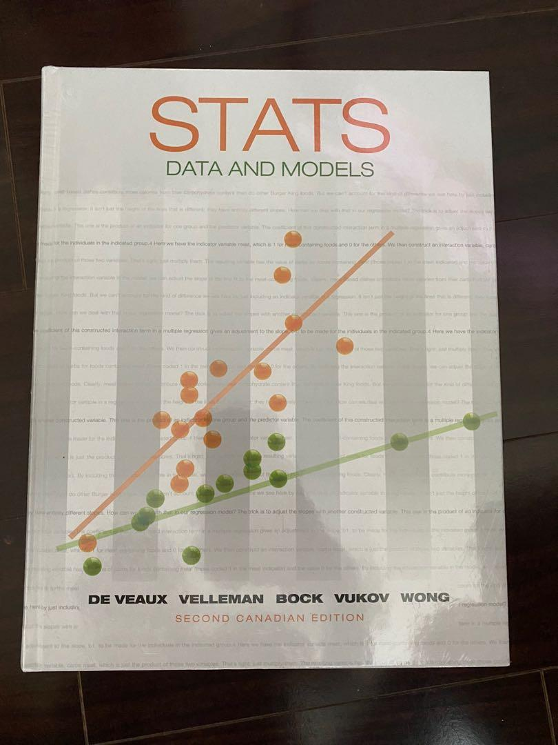 Stats - data and models