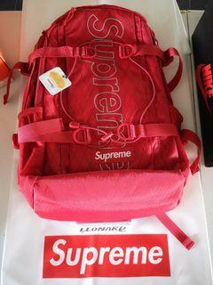 Supreme FW 18 Backpack