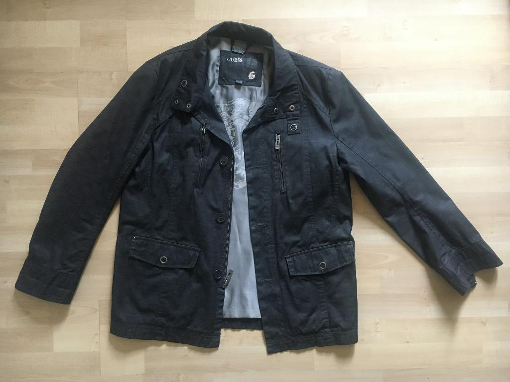 Used Guess men's jacket M size