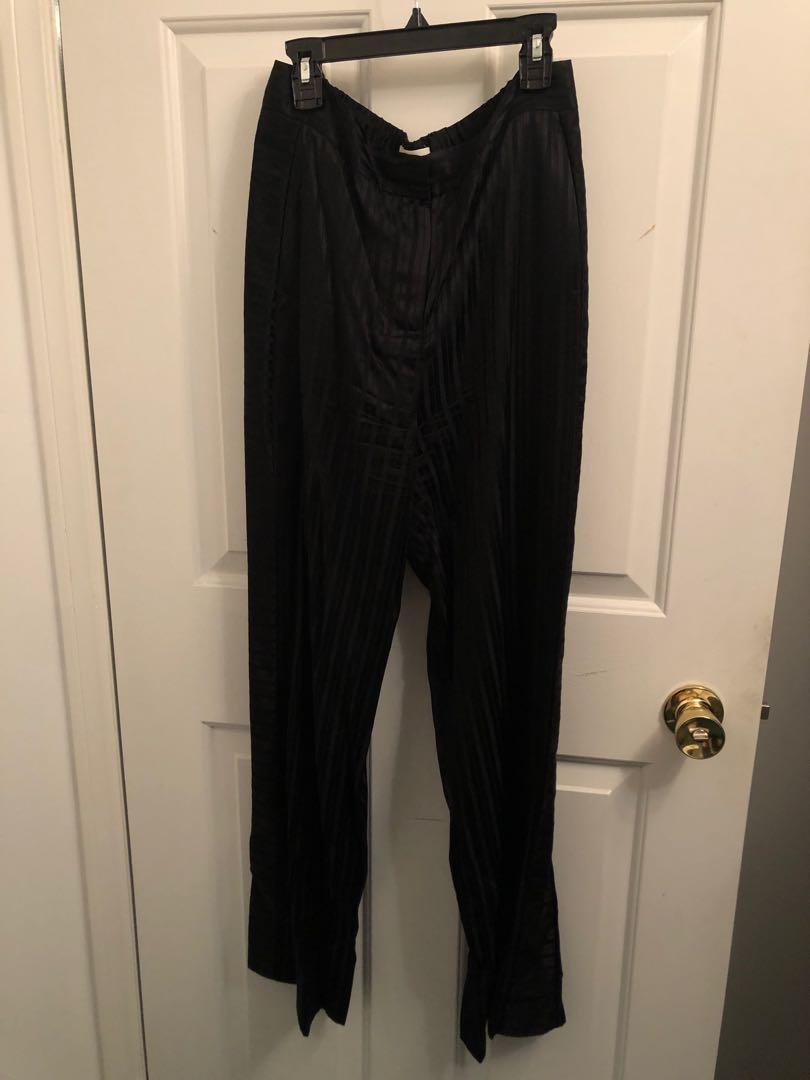 Wilfred Silky Pants Size 4