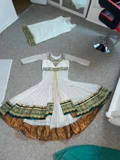 Women's Indian diamond dress