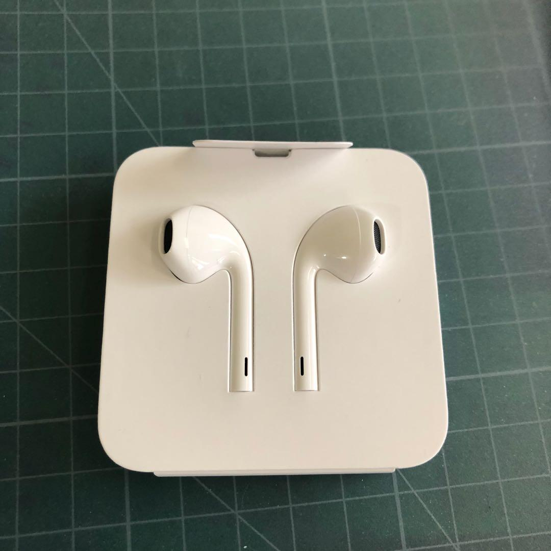 蘋果 apple lightning 耳機