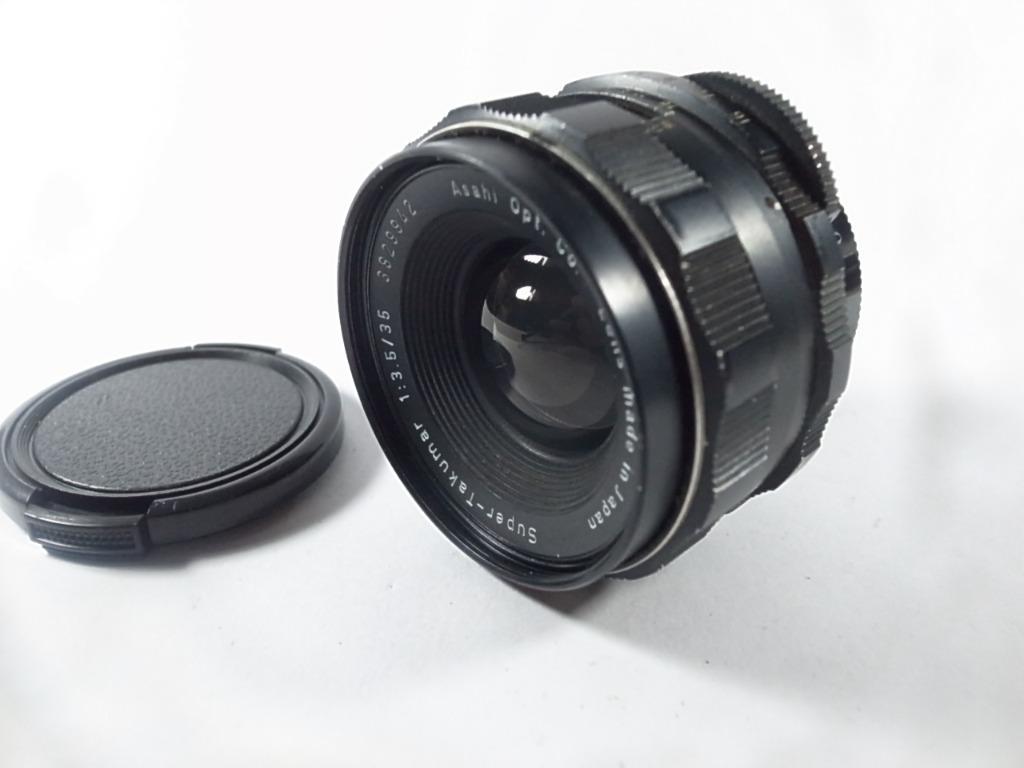 [一直攝] Pentax Asahi Super-Takumar 35mm F3.5
