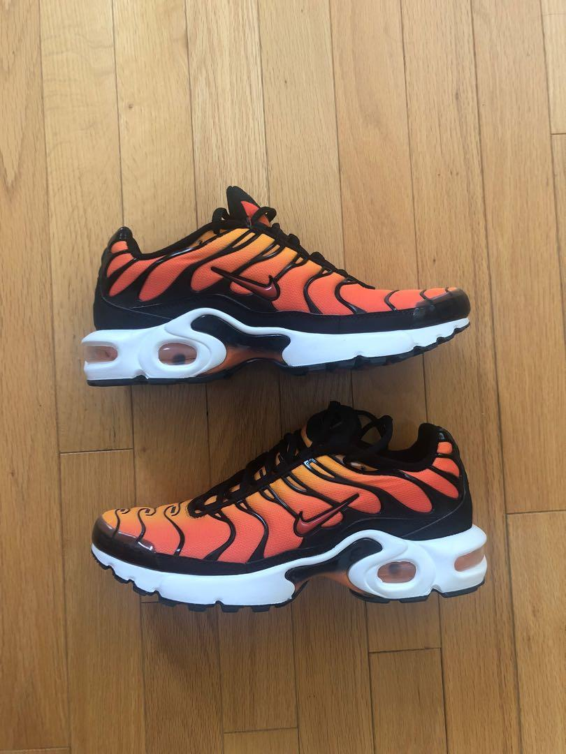 air max plus og size 8.5 women's/7 men's