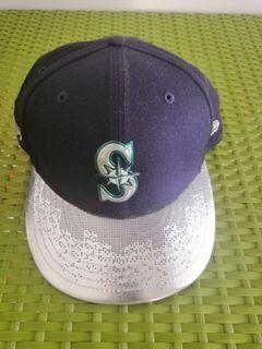 Authentic New Era 9Fifty Snapback Major League Baseball Seattle Mariners Cap