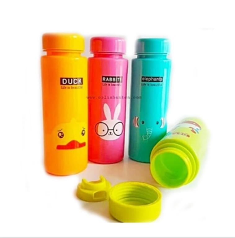 BOTOL FUNCY B173 / MY BOTTLE TERMOS ANIMAL KARAKTER BOTOL AIR MINUM