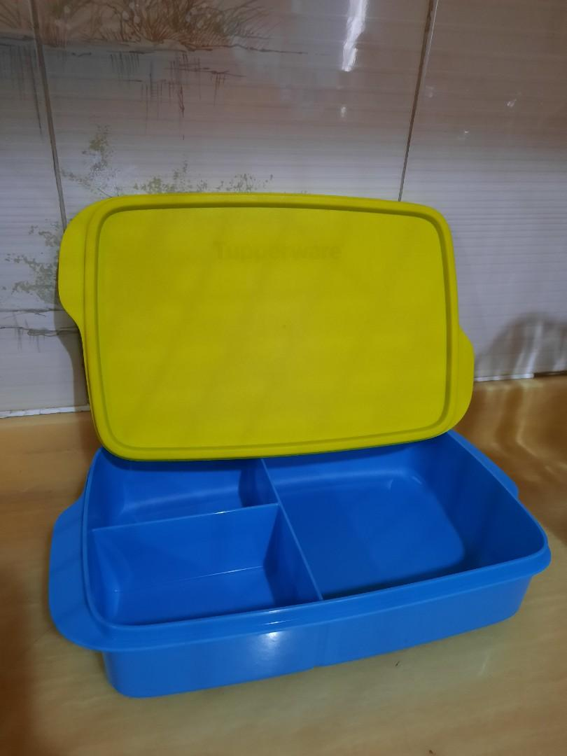 Box tuperware