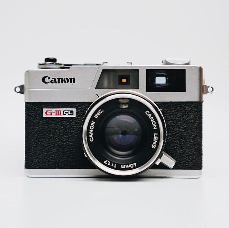 Canon Canonet Ql17 Giii Photography On Carousell
