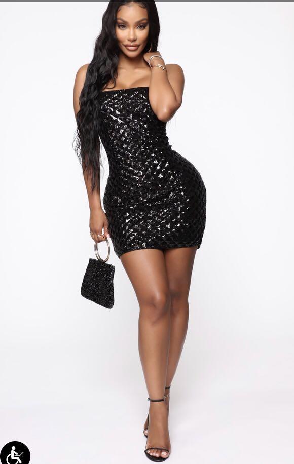 Fashion Nova Dress size large