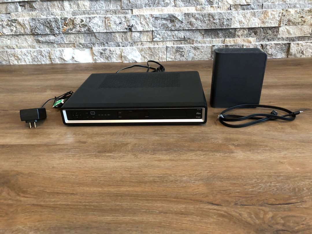 HD Digital Box with PVR Expansion (Pace Summit DC758D)