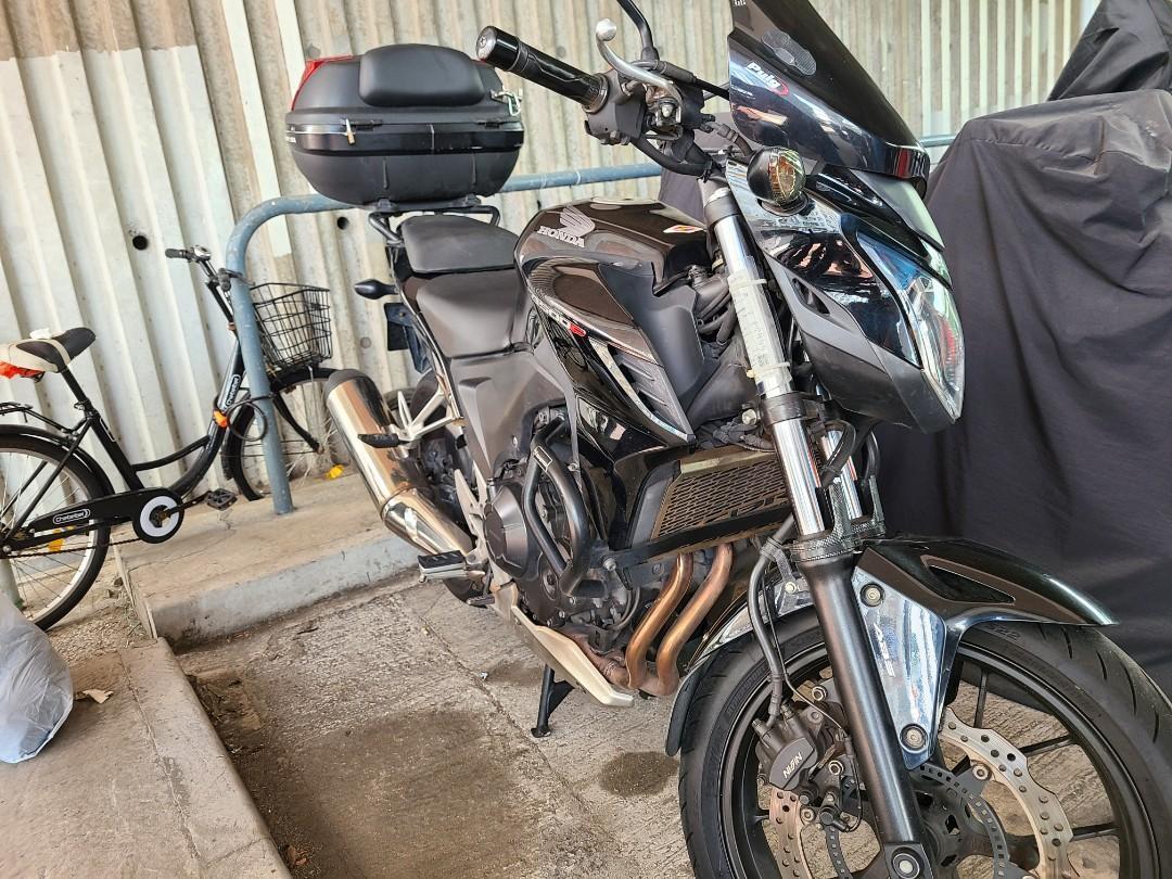 Honda CB500F Honda Auto