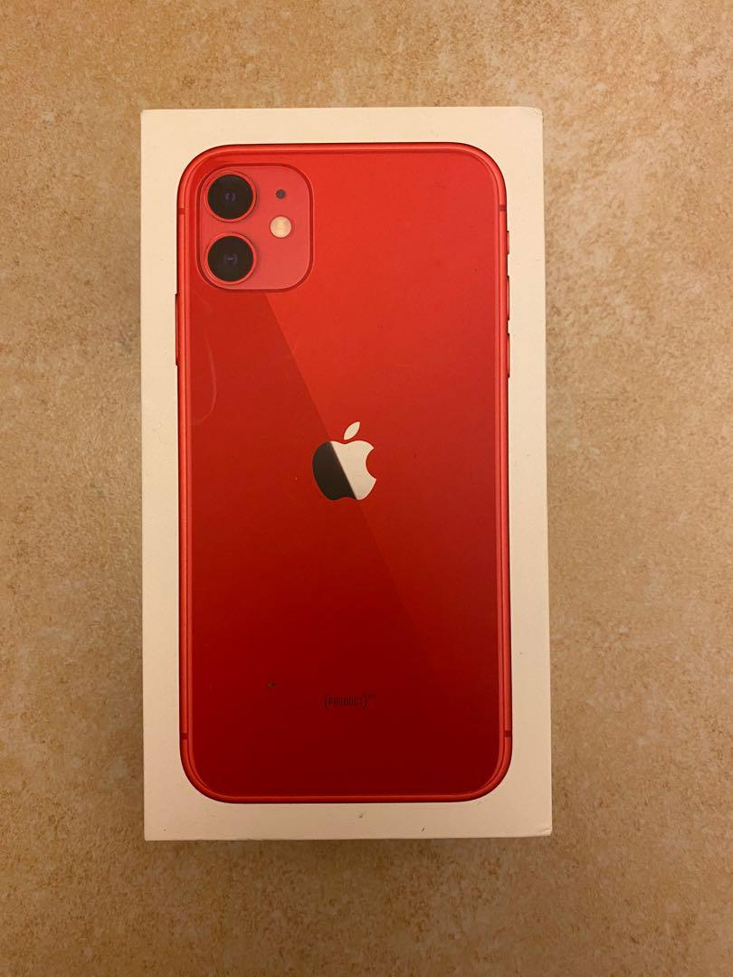iPhone11空盒
