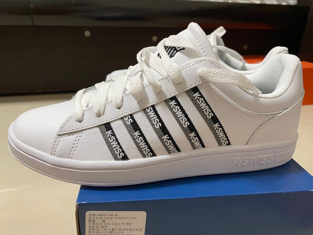 Kswiss 休閒鞋,size:US8.5