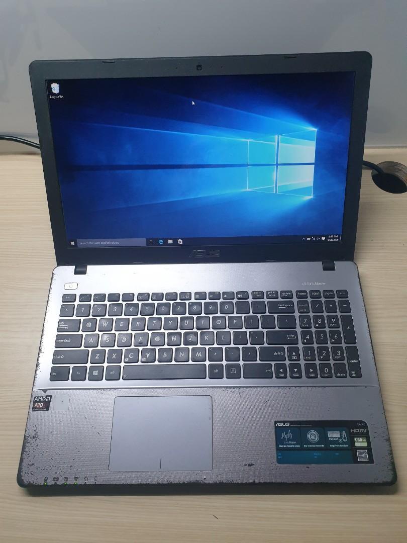 Laptop Asus X550DP Gaming