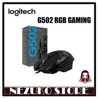 Logitech G502 RGB Gaming Mouse