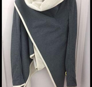 Lululemon fleece wrap sweater