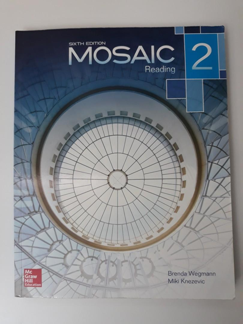 MOSAIC Reading 2 二手書