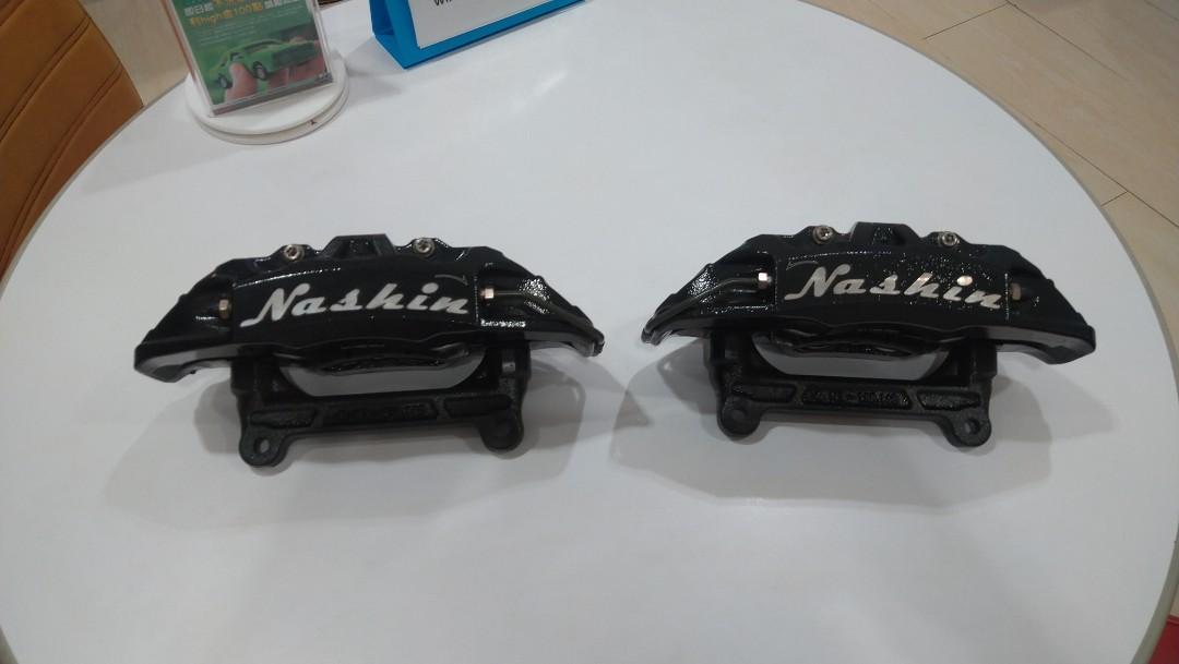 Nashin 世盟 N3  大四 活塞卡鉗