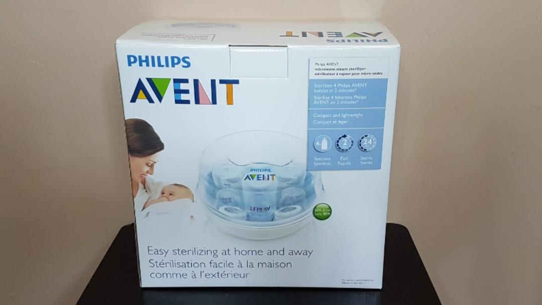 Philips AVENT - Microwave Steam Sterilizer