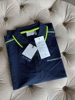 Porsche women's golf shirt