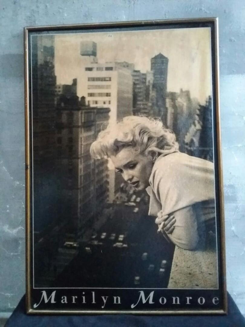 Poster Marilyn Monroe lawas