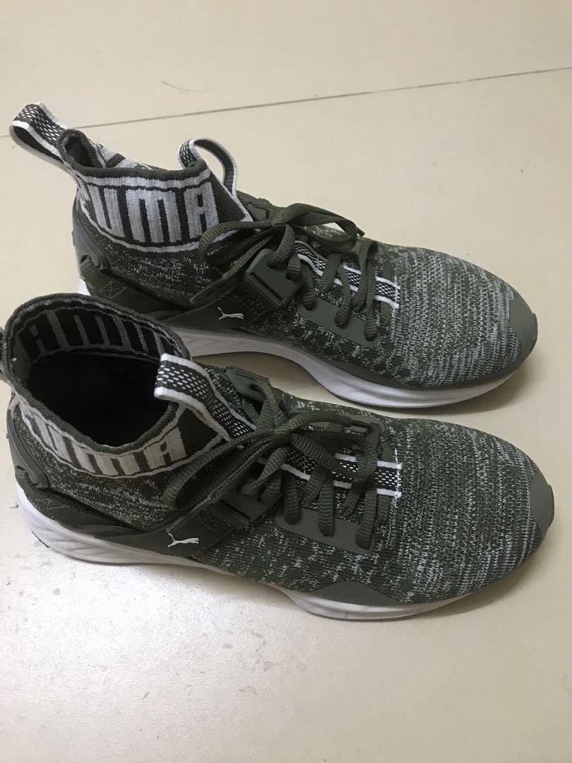 PUMA高筒鞋