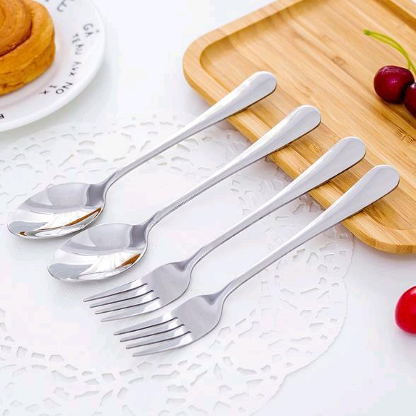 Sendok garpu stainless