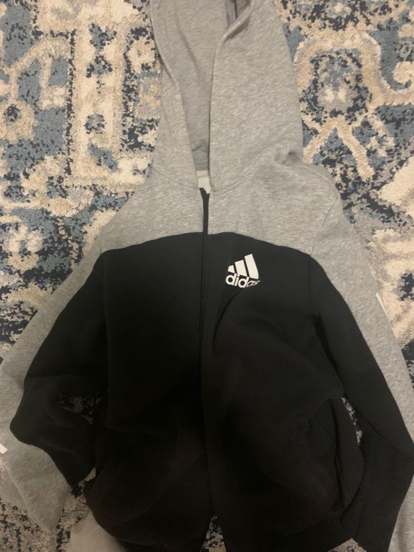 adidas sweater XL kids size/small adult size