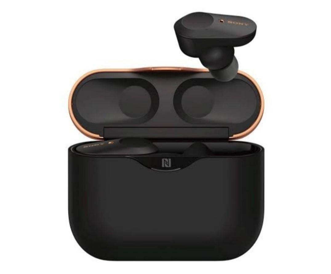 Sony WF - 1000 xm3 earbuds Bluetooth earphone wireless
