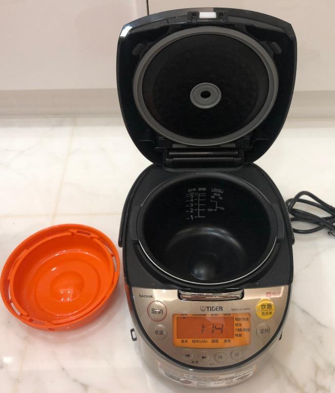 TIGER虎牌 6人份高火力IH多功能電子鍋 JKT-S10R