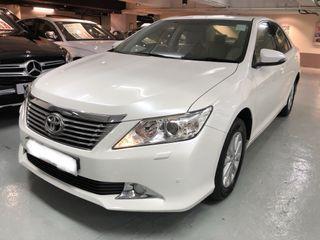 Toyota Camry 2.5 delux Auto