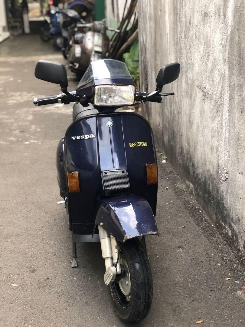 Vespa excell 1990 electric stater