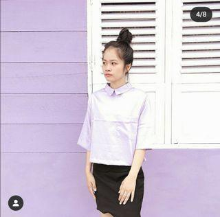 Veyl top lilac