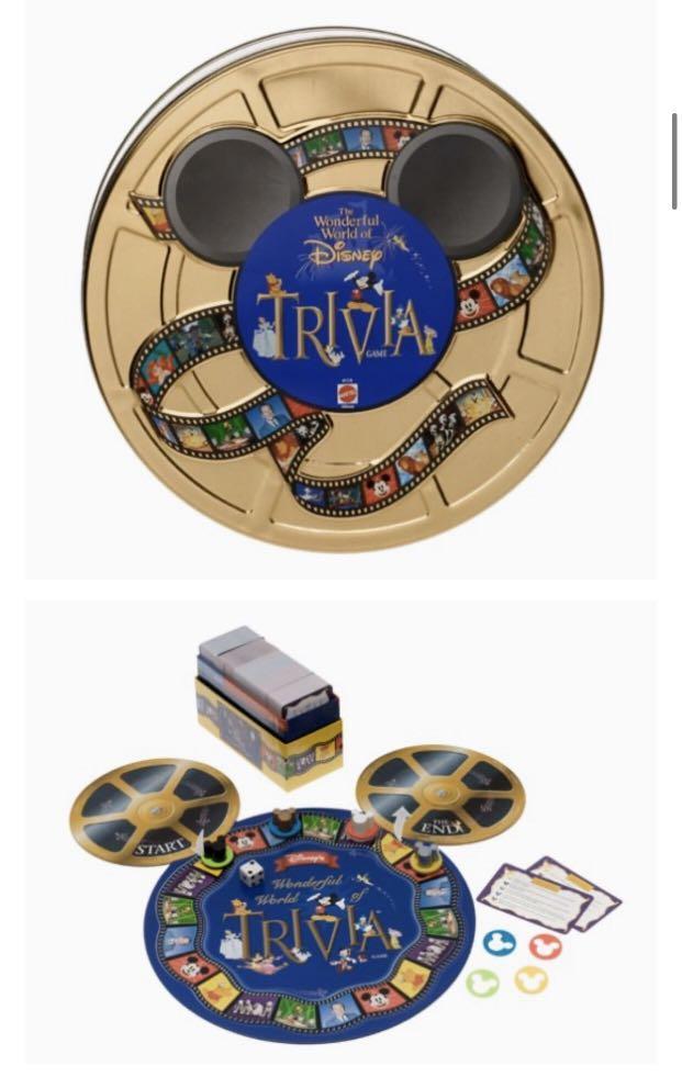 Vintage Disney boardgame