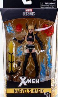 """Walmart Exclusive Magik 6"""" Figure - Marvel Legends"""