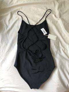 Wilfred Bastia strappy bodysuit