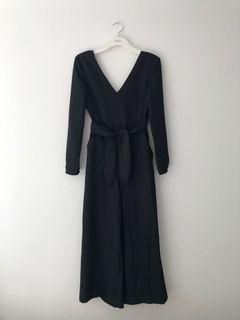 Wilfred Ecoulement jumpsuit long sleeve