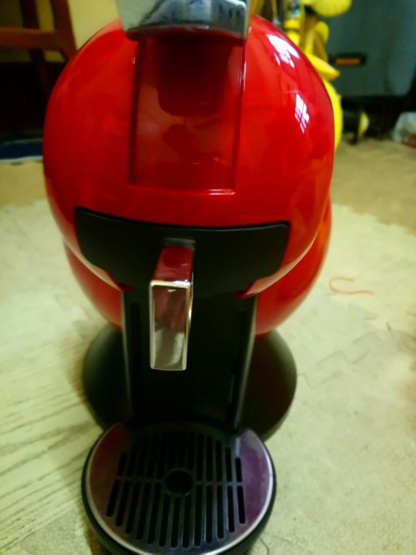 膠囊式咖啡機