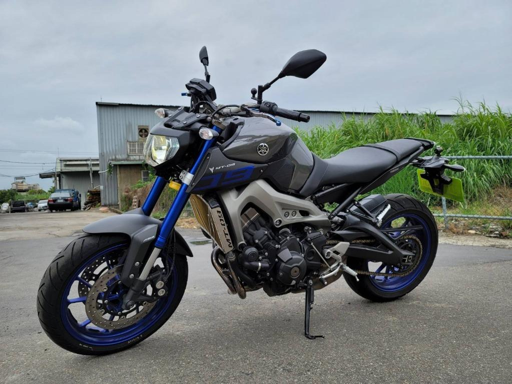 售 2015年 YAMAHA MT09 ABS