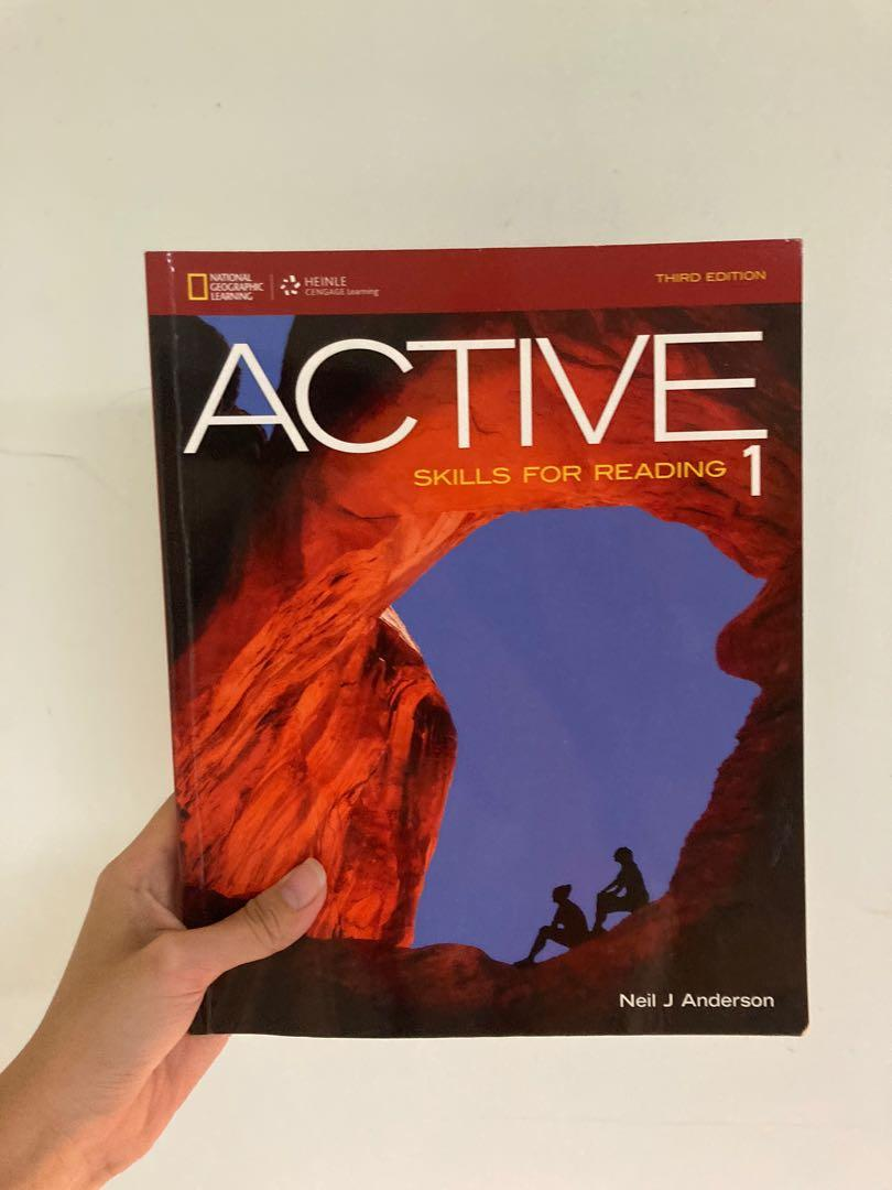 ACTIVE SKILLS FOR READING