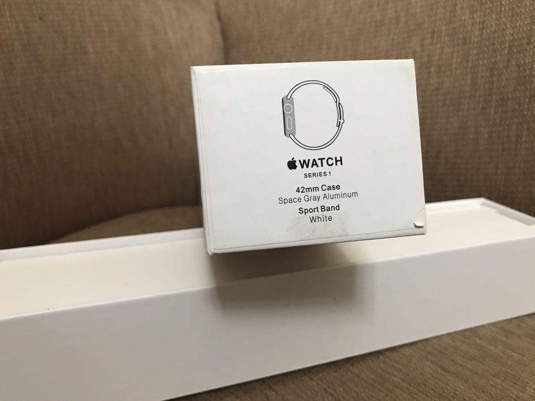 Apple Watch Series 1 42mm Alumunium ( Dus Only )