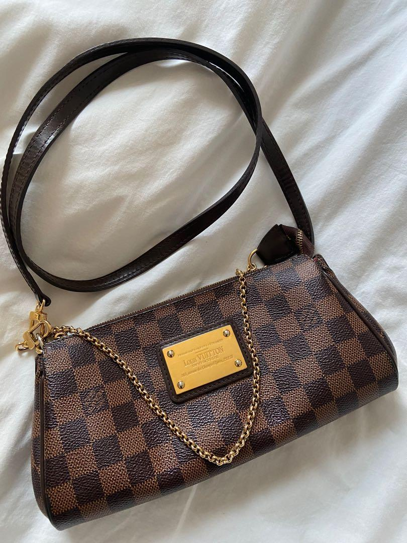 Authentic Louis Vuitton Eva Bag