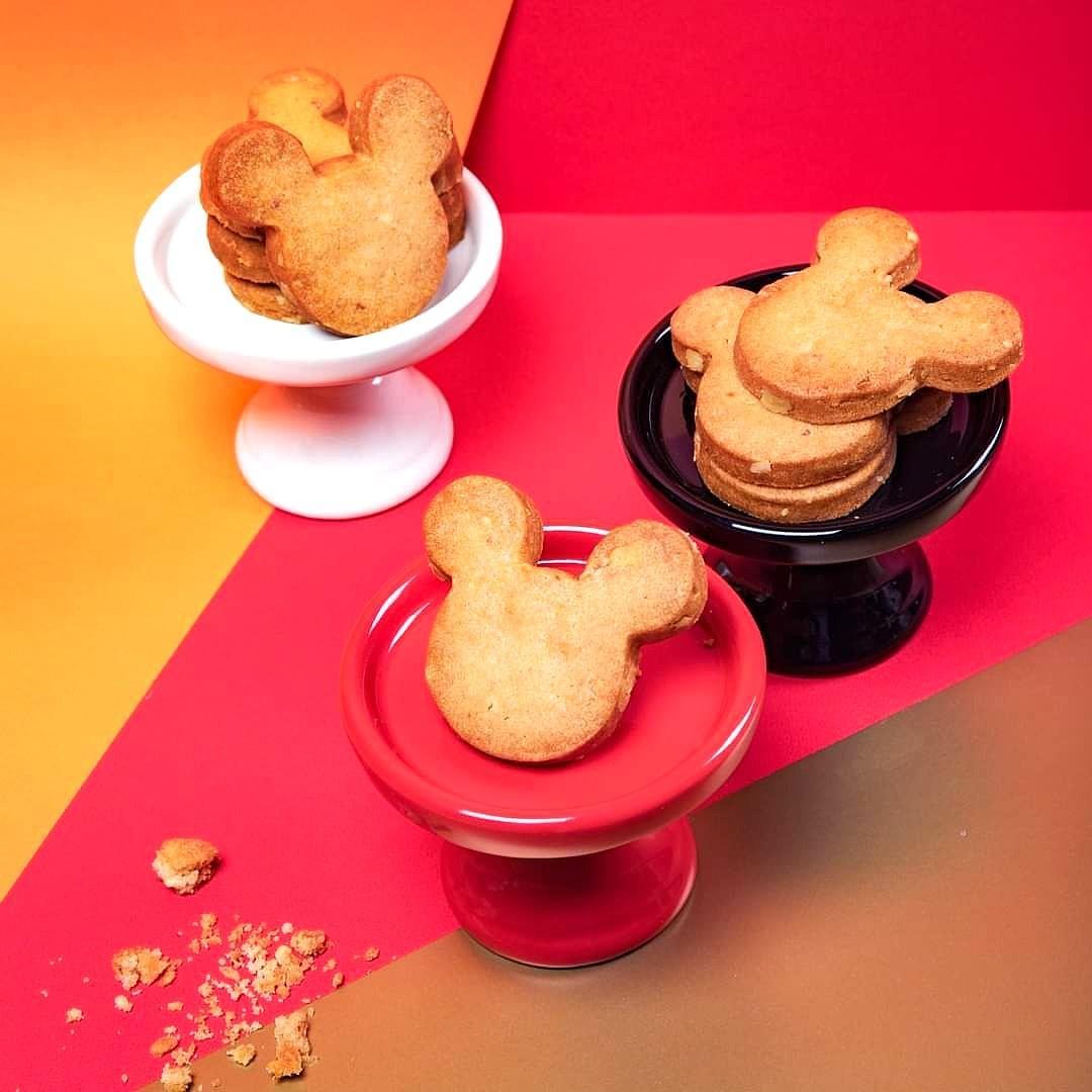 BAC 米奇造型手工曲奇餅乾禮盒  已賠死販售😭 真的不議價❗️求放過‼️🙏